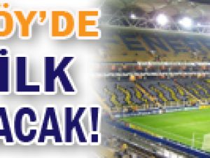 Kadıköy&#39de bir ilk yaşanacak!