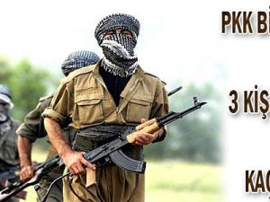 PKK, Bingöl&#39de 3 Kişiyi Daha Kaçırdı