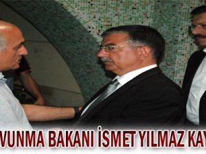 MİLLİ SAVUNMA BAKANI İSMET YILMAZ KAYSERİ&#39DE