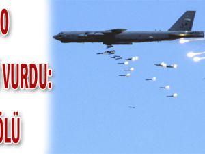 NATO Sirte&#39yi Vurdu: 354 Ölü
