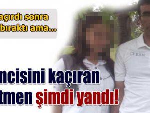 Öğrencisini kaçıran öğretmene 52.5 yıl hapis istemi