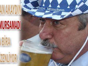 Akaydın, ölümleri umursamadı, bu yıl da bira festivali düzenliyor