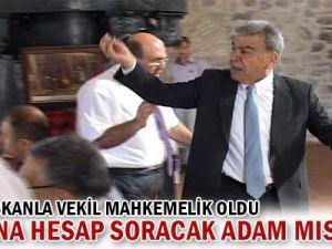 CHP&#39li vekille başkan arasındaki &#39Adam mısın?&#39 tartışması mahkemeye taşındı