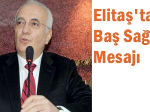 AK Parti Grup Başkanvekili Elitaş&#39tan Baş Sağlığı Mesajı