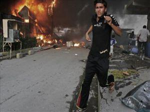 Irak&#39taki ikinci bombalı saldırıda 11 kişi öldü