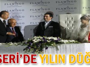 Kayseri'de Yılın Düğünü