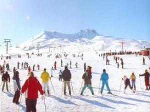 Erciyes Kayak Merkezi&#39ndeki 20 İşyeri Kiraya Verilecek