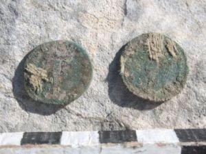 Balıkesir&#39de Bin 800 Yıllık Kumaş Kalıntısı Bulundu