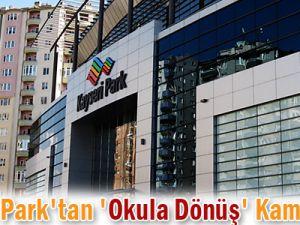 Kayseri Park&#39tan &#39okula Dönüş&#39 Kampanyası