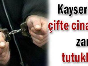 Kayseri&#39deki ağıl cinayetinin zanlıları Şanlıurfa&#39da yakalandı!