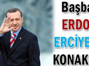 Başbakan Erdoğan, Erciyes&#39te Konakladı