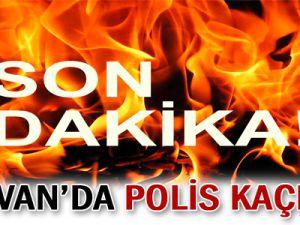 PKK Van&#39da Polis Kaçırdı!