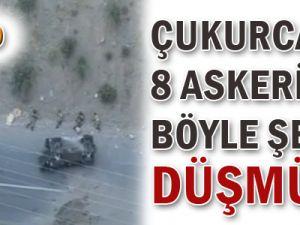 Çukurca&#39daki saldırı PKK kamerasında