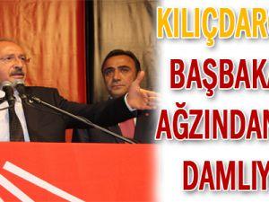 Kılıçdaroğlu: &#39Başbakan&#39ın Ağzından Kan Damlıyor&#39