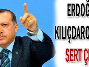 Başbakan&#39dan Kılıçdaroğlu&#39na sert tepki!