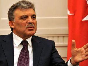 Gül: Türkiye'nin güvenliğini tehdit ediyor!