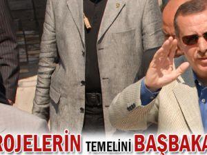 Kayseri&#39de dev projelerin temelini Başbakan atacak