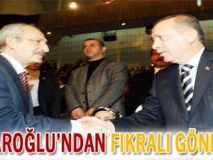 Kılıçdaroğlu&#39ndan Fıkralı Gönderme