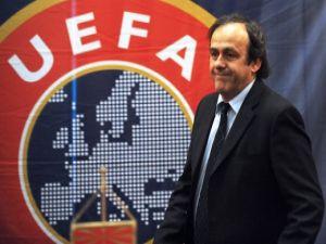 Platini&#39den Fenerbahçe açıklaması