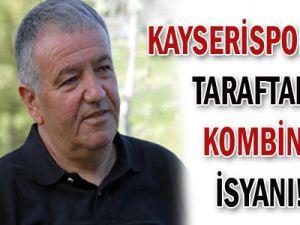 Kayserispor&#39dan taraftara kombine isyanı!