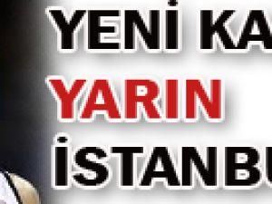 Yeni Kartal yarın İstanbul&#39da