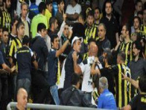 Fenerbahçe Elazığspor Maçına Gezi Protestosu Damga Vurdu