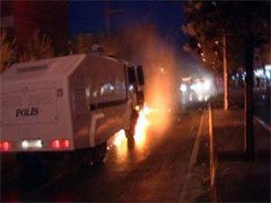 Bingöl&#39de Polise Saldırı!