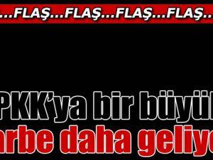 SON DAKİKA! PKK&#39ya Bir Büyük Darbe Daha Geliyor