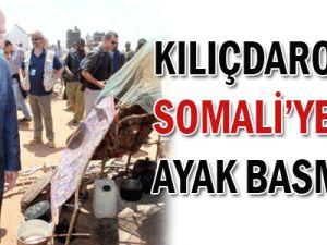 Kılıçdaroğlu Somali&#39ye ayak basmadı!