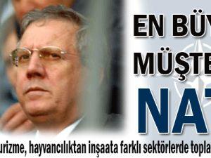 Yıldırım&#39ın en büyük müşterisi NATO!