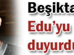 Beşiktaş&#39ta Edu transferi tamam