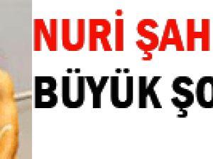 Nuri Şahin&#39in sakatlığı 2 ay sürecek