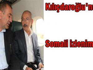 Kılıçdaroğlu&#39nun Somali izlenimleri acı