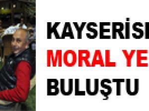 KAYSERİSPOR, MORAL YEMEĞİNDE BULUŞTU