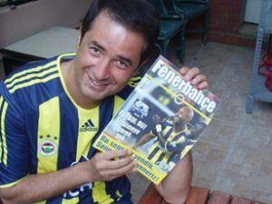 Acun&#39dan Fenerbahçe&#39ye büyük destek