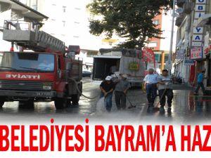 Develi Belediyesi Bayram&#39a Hazır