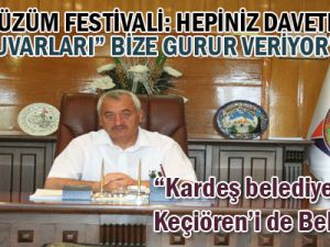 İncesu belediye başkanı Zekeriya Karayol röportajı