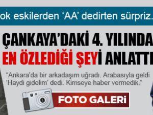 Cumhur Başkanı Gül&#39ün en çok yapmak istediği şey?