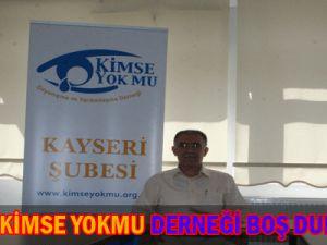 Abdurrahman Haskaraman Hizmete Devam Dedi