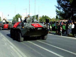 Kayseri&#39de 30 Ağustos&#39ta Bazı Caddeler Trafiğe Kapatılacak