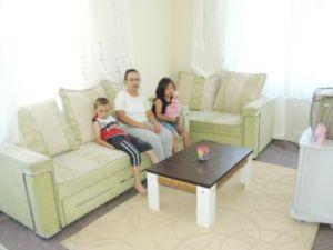 Belediye, Yıkılmak Üzere Olan Evde Oturan Ailenin İmdadına Yetişti