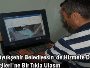 Kayseri Büyükşehir Belediyesi&#39nde Hizmete Devam! Mezar Bilgilerine Bir Tıkla Ulaşın