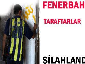 Fenerbahçeli Taraftar Silahlandı!