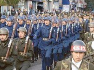 KAYSERİ&#39DE MUSTAFA KEMAL PAŞA BULVARI&#39NDA BAYRAM ÖNLEMİ