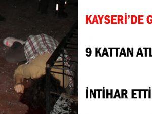 Kayseri&#39de zihinsel engelli kız intihar etti