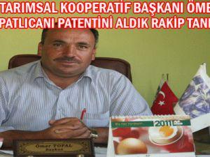 YEMLİHA Kooperatif Başkanı  Ömer  Topal  Açıklama!