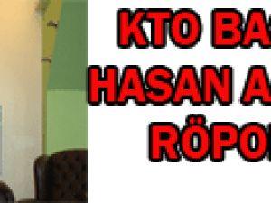 KTO Başkanı Hasan Ali Kilci Röportajı..