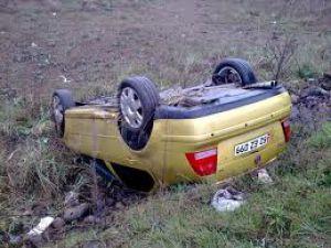 Kayseri&#39de Trafik Kazası: 1 Ölü, 3 Yaralı