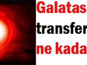 GS transfere ne kadar harcadı?