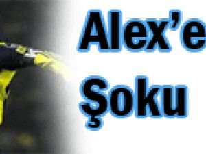 Şikede Alex&#39de Şüpheli
